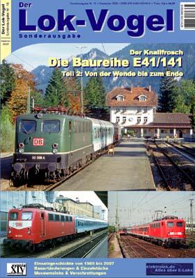 Die Baureihe E41/141