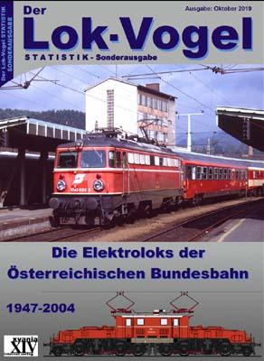 Die Elektroloks der Österreichischen Bundesbahnen (ÖBB)