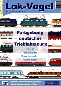 Farbgebung deutscher Triebfahrzeuge (2)